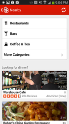 yelp android