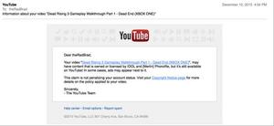 youtube copyright theradbrad reaction