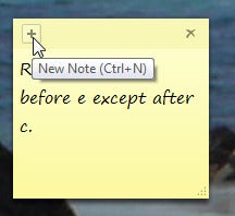 How To Get Post It Notes On Desktop Windows 7