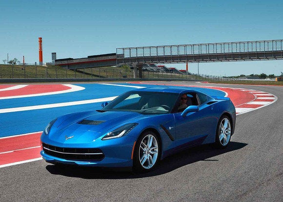 2014 chevrolet corvette coupe photo videos exterior stage 1920x1080 06