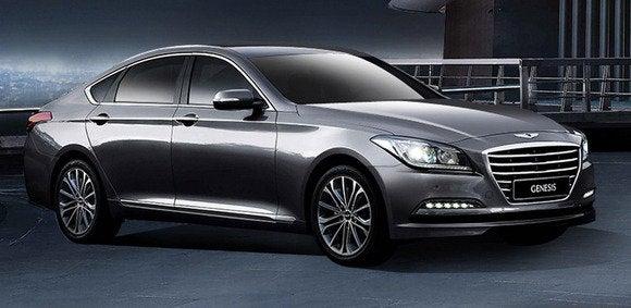 2015 Hyundai Genesis Korean Spec 100448189 L