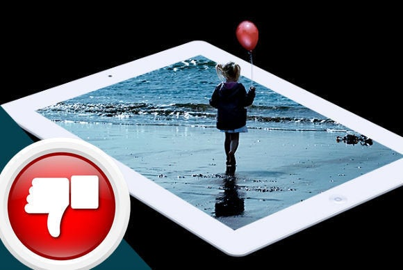 3D Content on Tablets