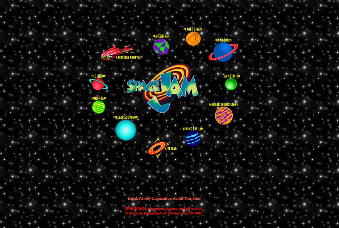 space jam articles