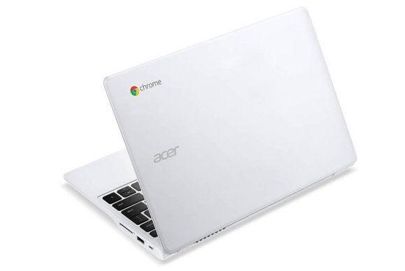 acer white c720 chromebook