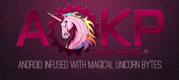 aokp unicorn logo