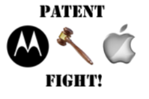 apple motorola patent