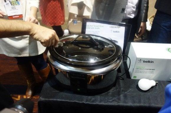 belkin crock pot