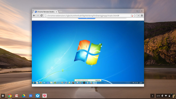 chromebook remote desktop windows