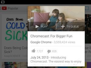 chromecast in use 1