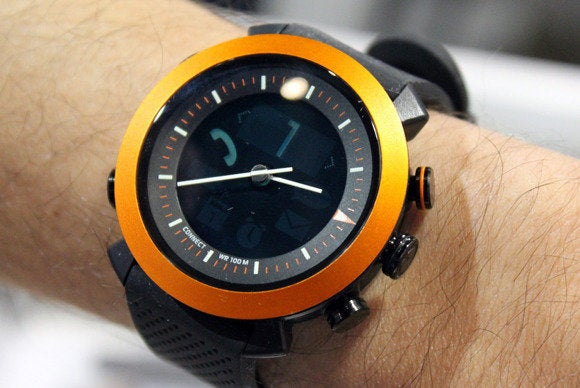 cogito connected watch