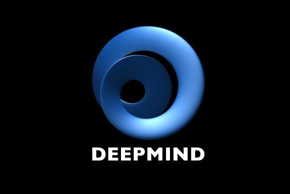 deepmind ai logo