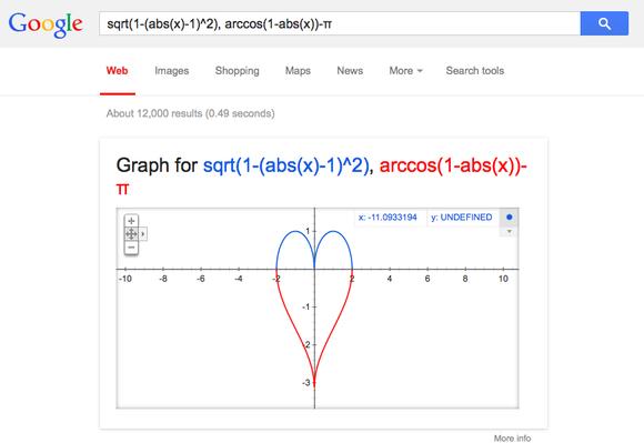 graph a heart