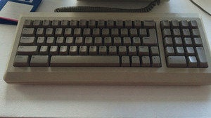 Macintosh Plus keyboard