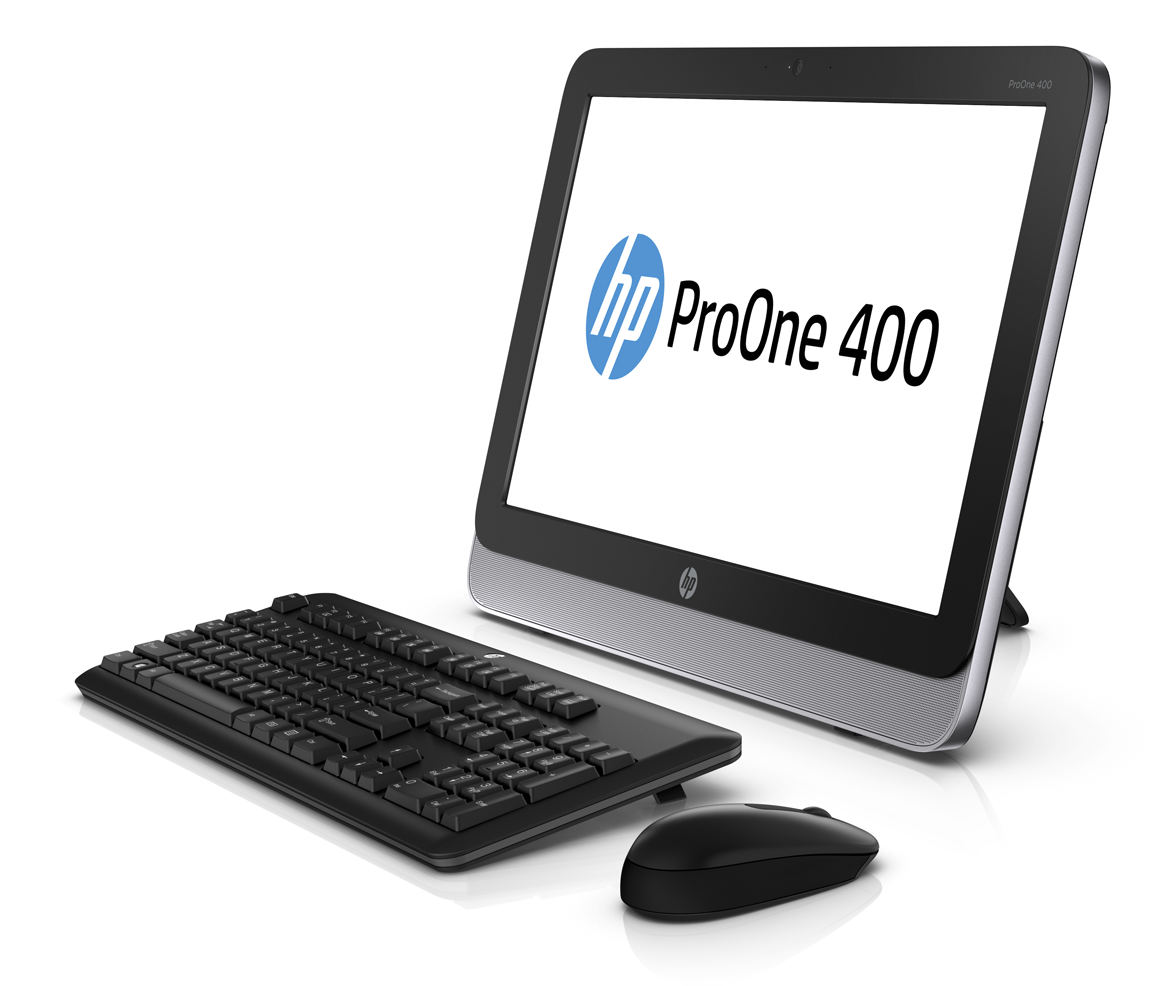 Hp notebook desktop - Hp Proone 400