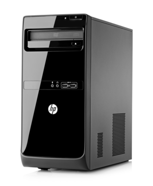HP 200 Microtower
