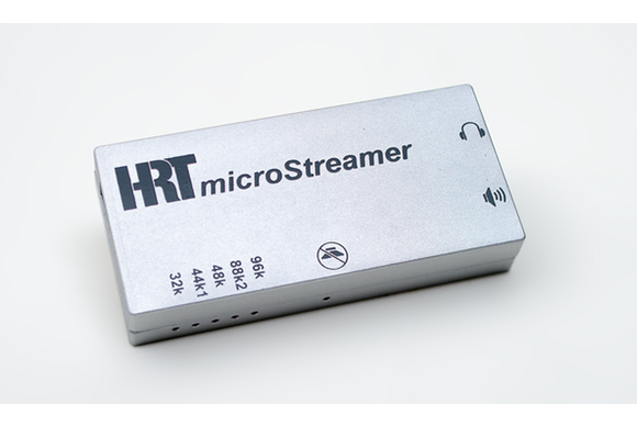 hrt microstreamer