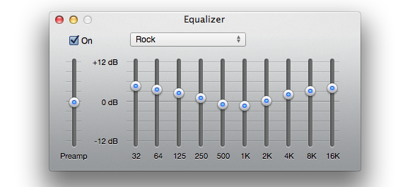 Tweak Your Ios Audio With Eq Settings Macworld