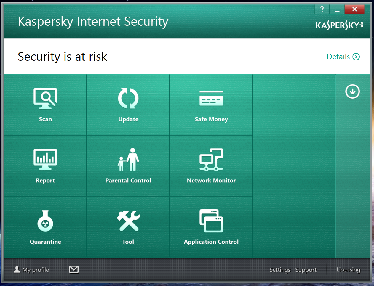 Kaspersky Internet Security 2014 Review An All Around