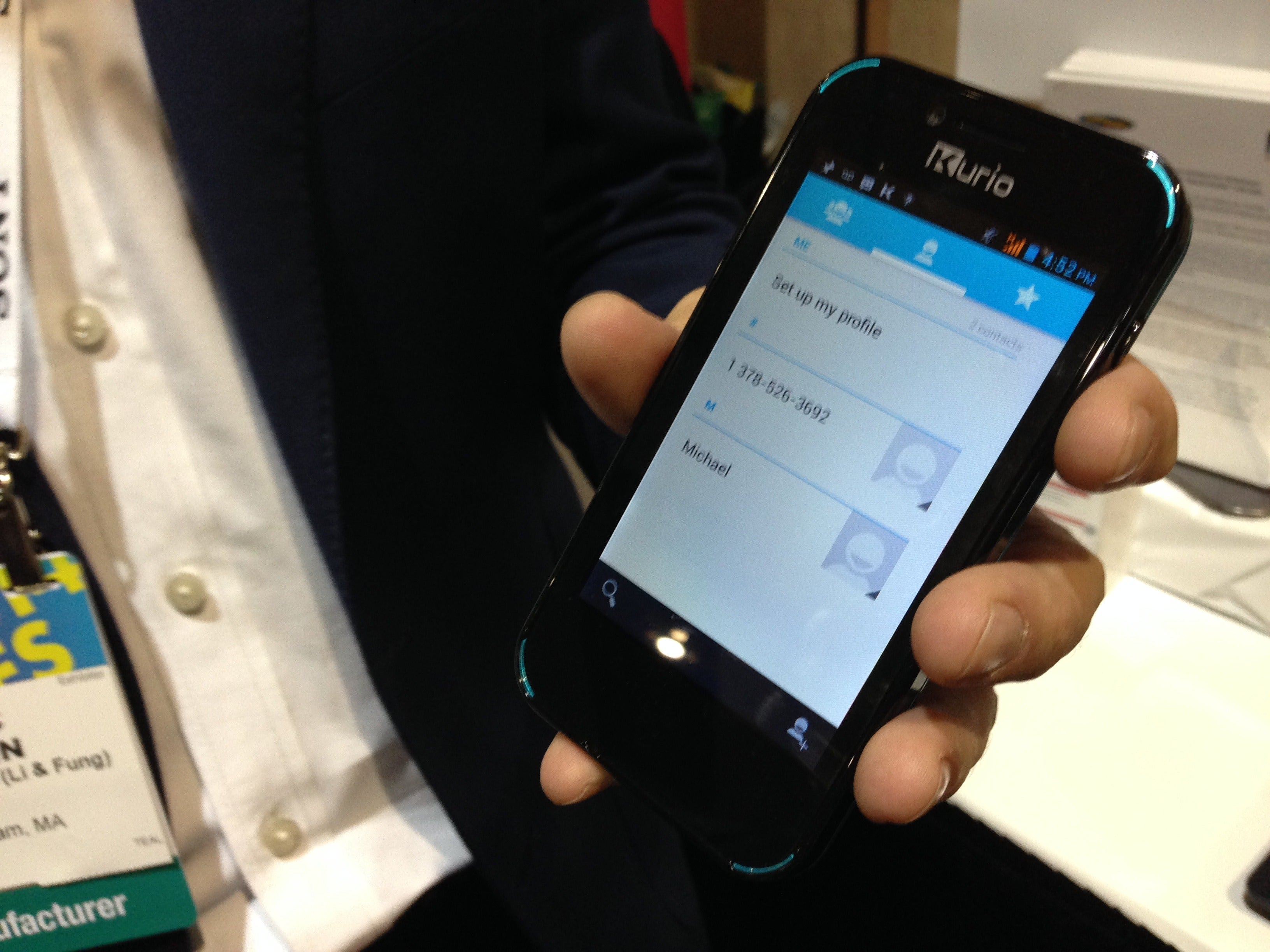Kurio Phone Could Be The Ideal First Smartphone For Kids