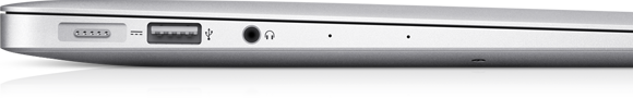 macbook air headphone jack