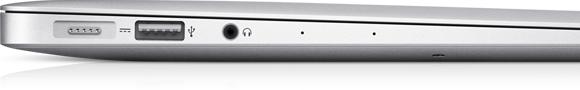 macbook air headphone jack