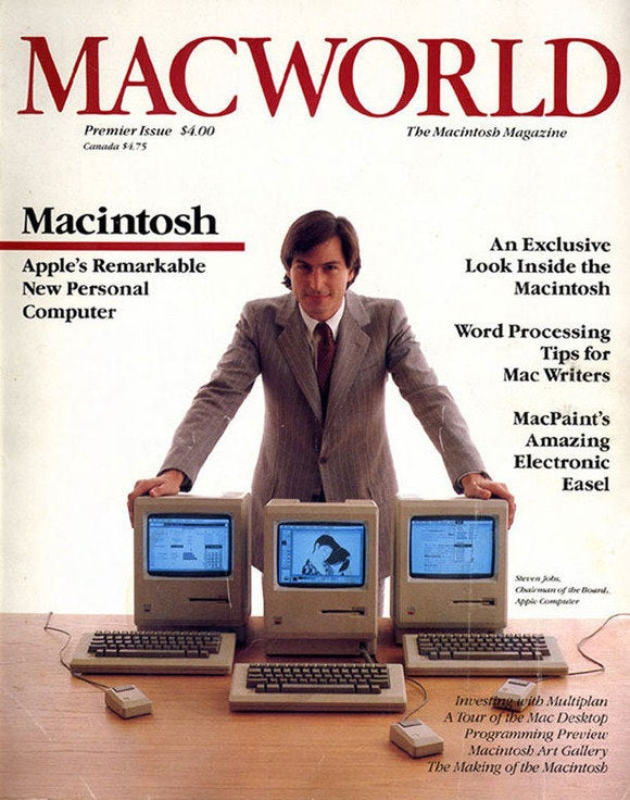 Macworld Steve Jobs
