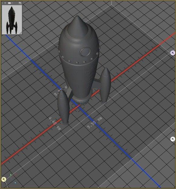 makerbot print settings pv
