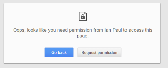 managed user permission chrome
