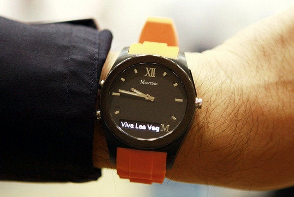 martian watch