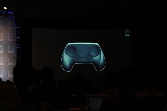 Steam Controller Revision 2