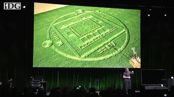 nvidia crop circle