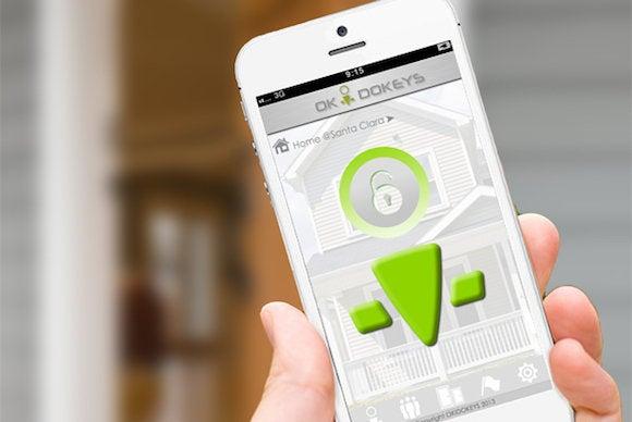 okidokeys smartapp