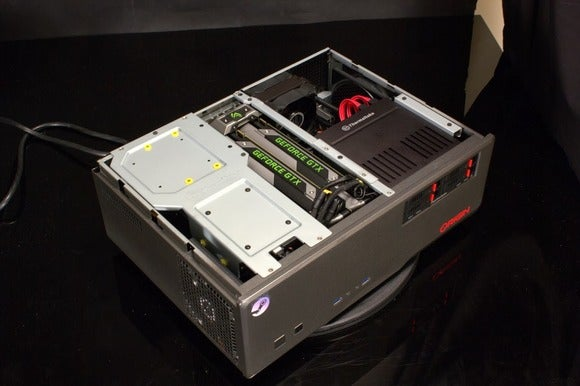 originpc crhonos sli steam machine