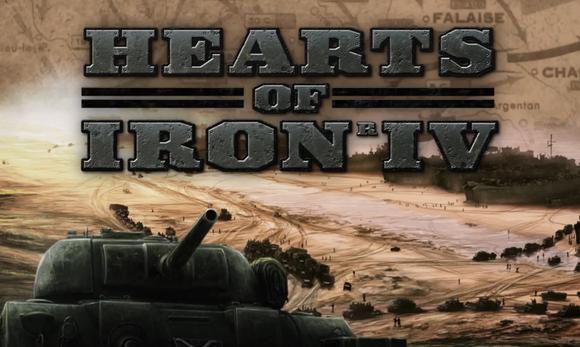 paradox interactive hearts of iron iv