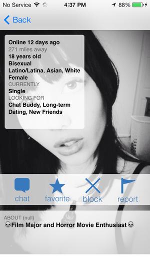 rebos profile example