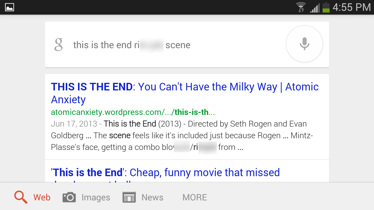 These Are The Filthy Words Google Voice Search Doesnt Want To Hear
