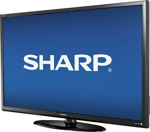 sharp hdtv