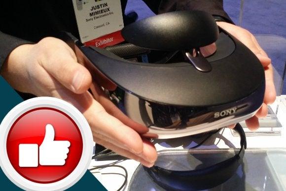 Sony HMD