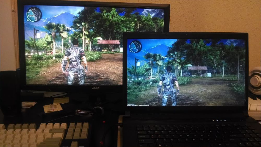 Hands-on: Steam's in-home PC game streaming beta already