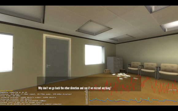 steam in home streaming stanley parable