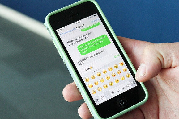 Master Sms With These 9 Basic Texting Tips Pcworld