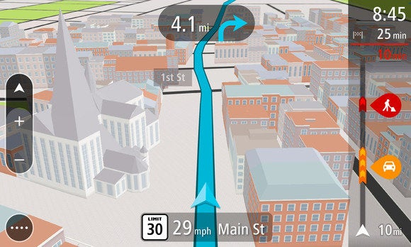 tomtom go 3d map jan 2014