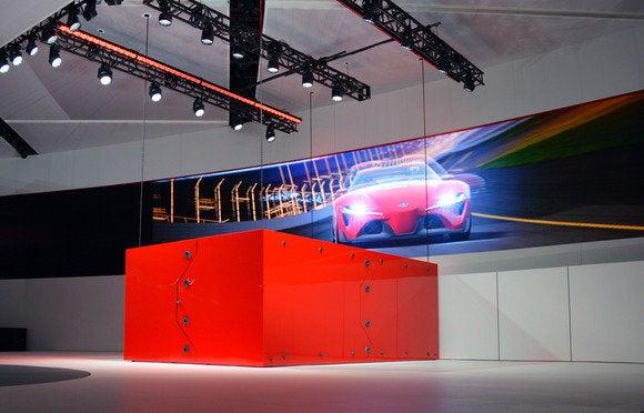 toyota ft1 concept unveiling naias detroit auto show jan 2014