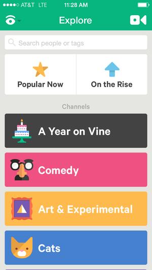 vine channels