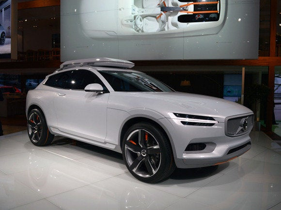 volvo xc coupe naias detroit auto show jan 2014