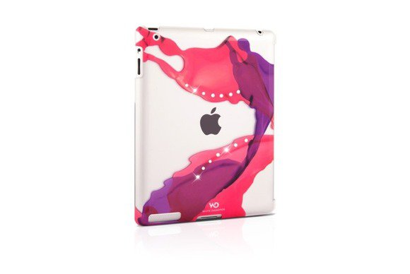 whitediamonds liquidspink ipad