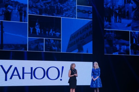 Yahoo at CES 2014