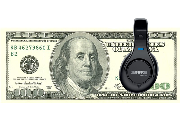 100 dollar headphones