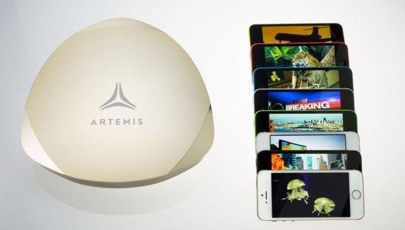 artemis router