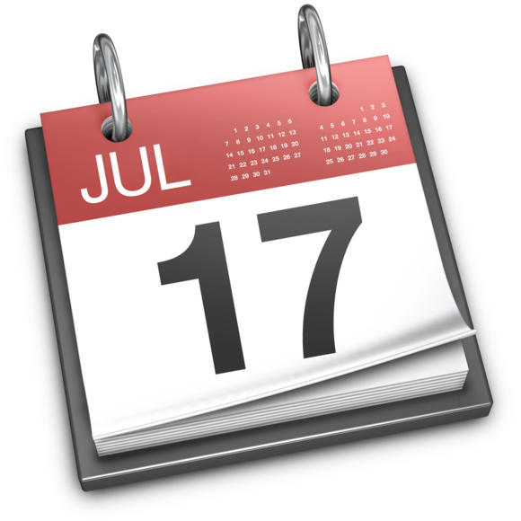 how to delete a calendar on mac